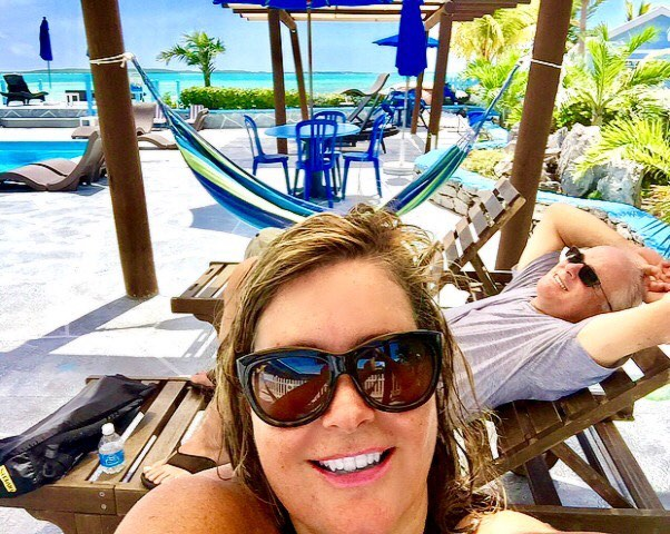 Fun morning! Relaxing after snorkeling itsbetteroutside acolorstory mauijim abmtravelbug glitterguide