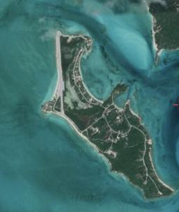 view of Farmers Cay Exuma